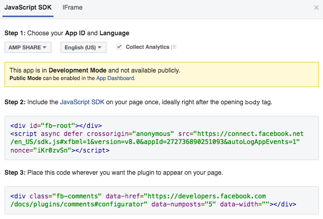 Facebook-comments-code